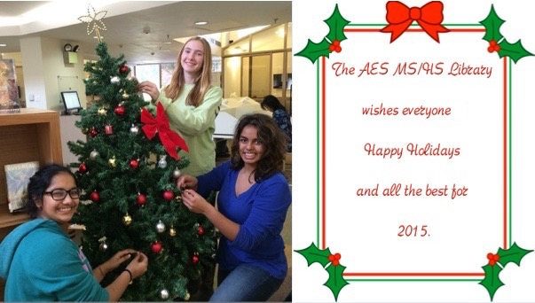 AES Holiday wish